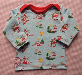 Baby Shirt / Schlupfshirt Milli