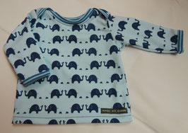 Schlupfshirt Elefant