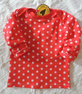 Baby Shirt - Schlupfhemd rot