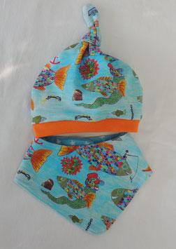 Baby Halstuch Regenbogenfische