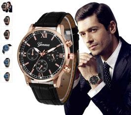 Gofuly Armbanduhr Männer Uhren 2017 Armbanduhren Männliche Uhr Quarzuhr Stunden Leder Quarz-uhr Relogio Masculino