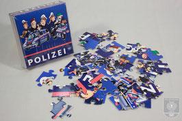 Puzzle mit Polizeimotiv