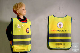 Kinderpolizei-Warnweste
