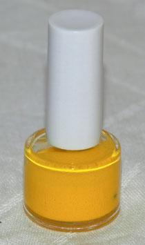 Zeichenlack im Flakon (gelb)
