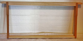 Rähmchen Zander Hoffmann modifiziert, montiert, geöst u. gedrahtet
