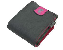 Outdoor-Sitzmatte »Grau / Pink«