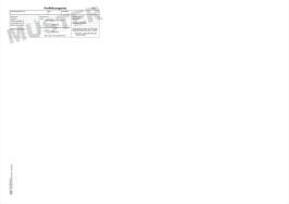 Fortführungsriss NRW, Format DIN A2, nicht gelocht