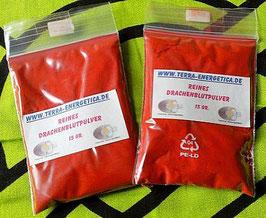 Drachenblut - Pulver, ca. 15 gr. im PP-Beutel