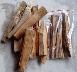 Palo Santo -  Heiliges Holz -SEHR GROSSE HÖLZER! im PP-Beutel - ca. 85 - 90 gr.