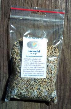 Lavendel (Blüten) ca. 20 gr.