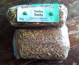 Yerba Santa -  Heiliges Kraut - loses Räucherkraut 50 gr.