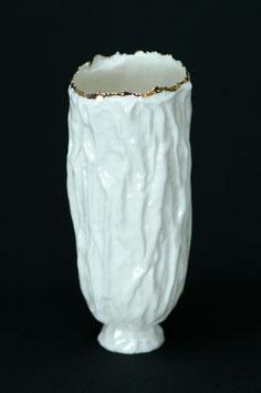 Vase-Unikat aus Porzellan