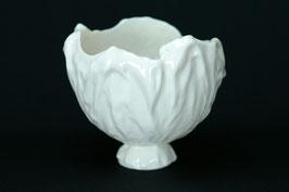 Schale-Unikat aus Porzellan