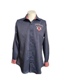 St. Moritz Oxford Shirt