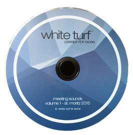 White Turf CD