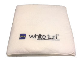 White Turf Blanket