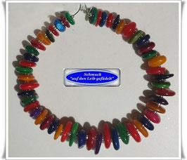 162. buntes Perlmutt-Armband TS