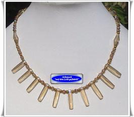 765. echtes Swarovski-Perlen-Collier