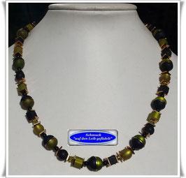1676. elegante Polaris-Perlenkette