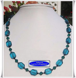 313. Swarovski-Collier Set
