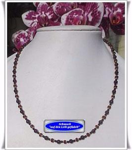 1131. Granat-Achat-Kette