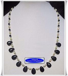 148. Obsidian-Kette TS