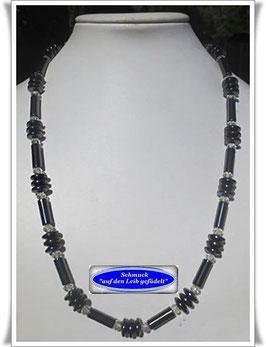 1461. ausgefallene Hämatit-Kette