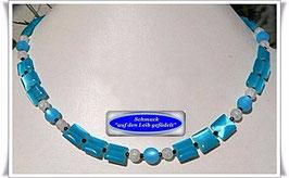 135. Cateye-Glasperlenkette TS