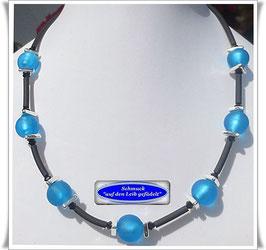 556. Muranoglas-Perlenkette