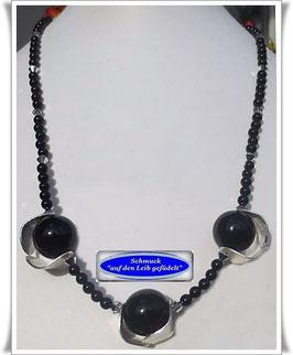 358. Onyx-Sardonyx-Kette