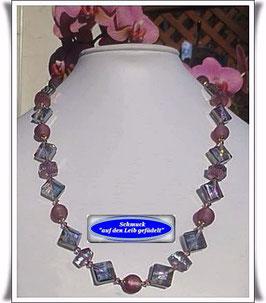 1180. Muranoglas-Perlenkette