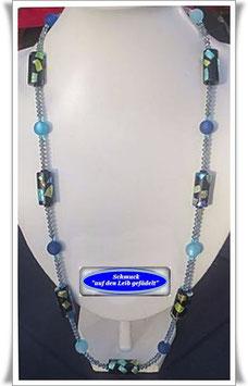 1166. lange Glasperlenkette