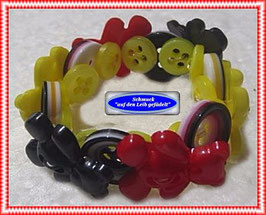 61) Teddy-Armband in den Deutschlandfarben TS