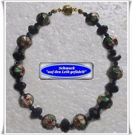 186) Cloisonne-Armband