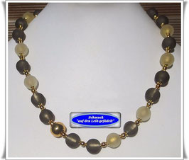 842. Original Muranoglas-Collier