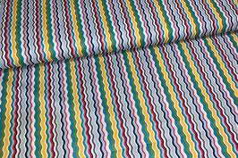 Piccadilly Kombi-Streifen - Baumwollstoff Maude Asbury für Blend fabrics