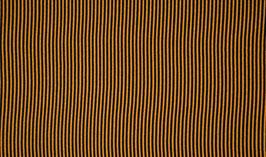 Schlauchbündchen Ringel ocker-schwarz