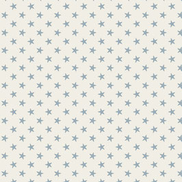 Tilda 110 Tiny Star Light Blue - Patchworkstoff Tilda