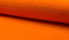 Handtuchfrottee uni orange