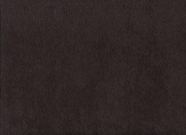 Stretchfrottee uni schwarz