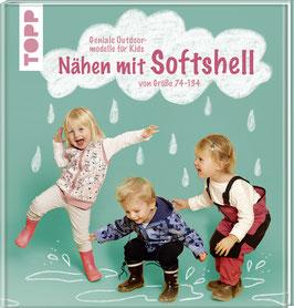Nähen mit Softshell - Geniale Outdoormodelle für Kids von Größe 74-134