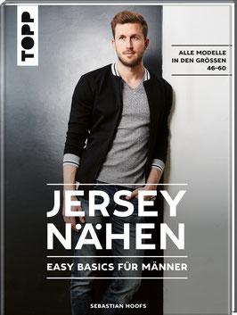 Jersey nähen - Easy Basics für Männer, alle Modelle in Größe 46-60