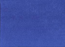 Stretchfrottee uni kobaltblau