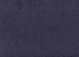 Stretchfrottee uni navy/dunkelblau