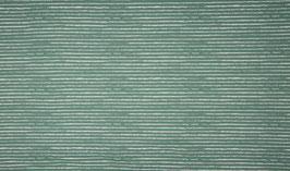 Ringel grün/weiß - Baumwolljersey