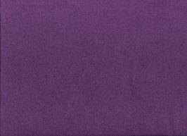 Stretchfrottee uni lila/violett