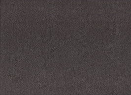 Stretchfrottee uni anthrazit/dunkelgrau
