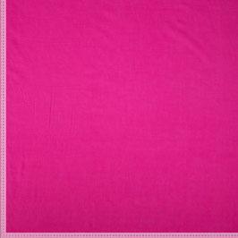 Baumwollbatist uni pink