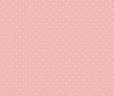 Dotties rosa/weiß - beschichtete Baumwolle