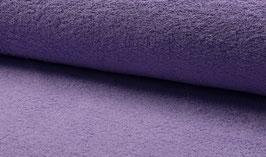 Handtuchfrottee uni flieder/lila